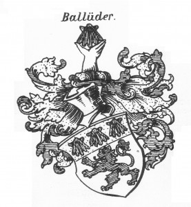 Ballueder Coat of Arms