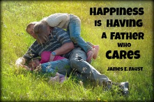 Happiness Father