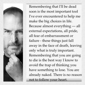 dent in the universe steve jobs