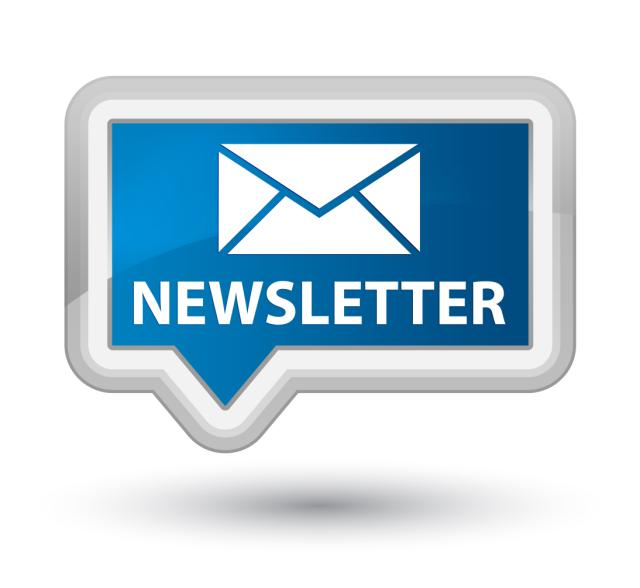Newsletter – Sign Up Today!